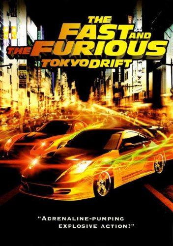 Affiche de Fast and Furious: Tokyo Drift de Justin Lin, 2006
