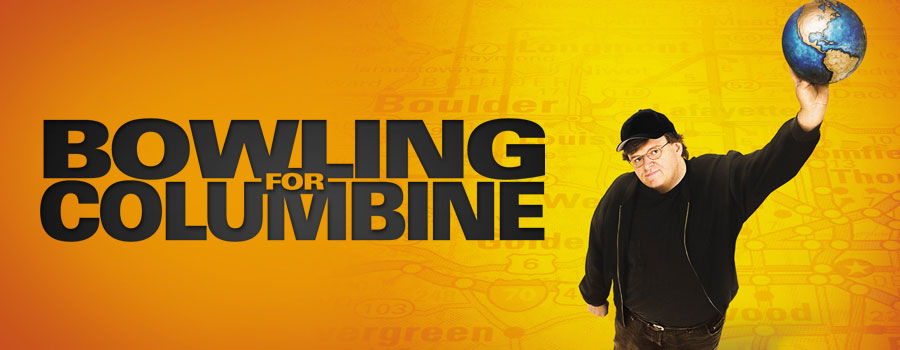 Bowling for Colombine, Michael Moore, 2002