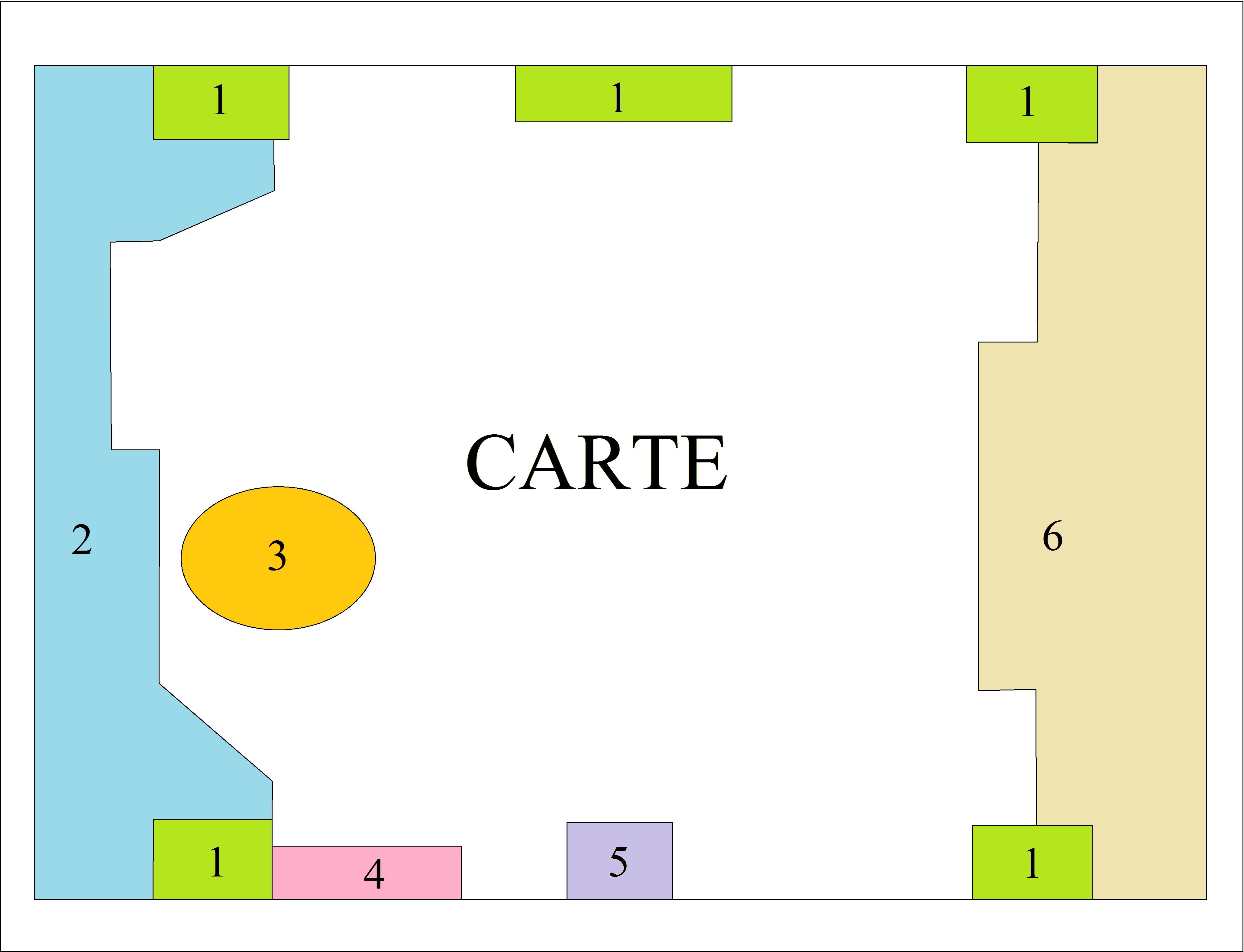 Crédits Nicolas Marqué. 1- Représentations d'édifices importants 2- Carte des voies de chemin de fer du sud-ouest de la France 3- Carte de la région toulousaine 4- Echelles 5- Description de l'auteur